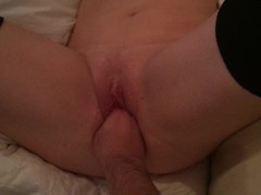 Norwegian Norsk homemade amateur wife fisting by husband Thumb