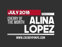 Alina Lopez is our July Cherry of the Month Thumb