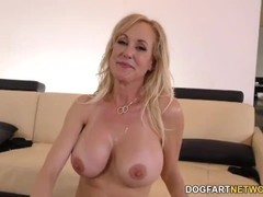Busty Cougar Brandi Love Interracial Sex Thumb