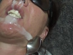 oral creampie compilation. big homemade loads for the queen of cum Thumb