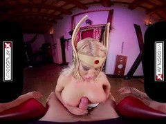 VRCosplayX.com Big Titted Princess Adora Will Do Anything For Her People Thumb